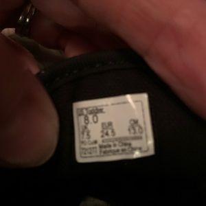 Children's side zipper Vans